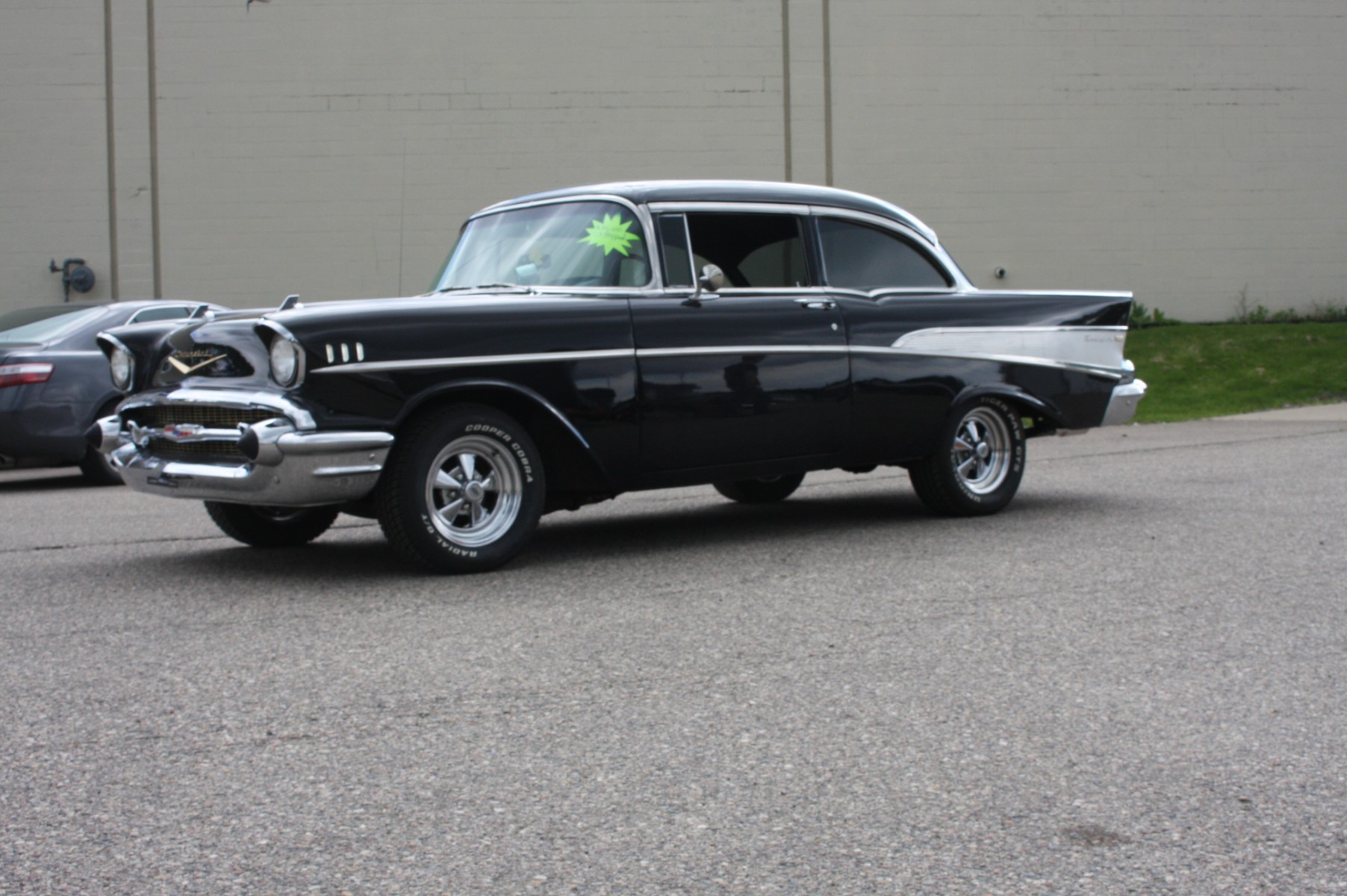 Race Pro Weekly 1957 Chevrolet Belair Post For Sale On Chevy Bel Air Drag Car