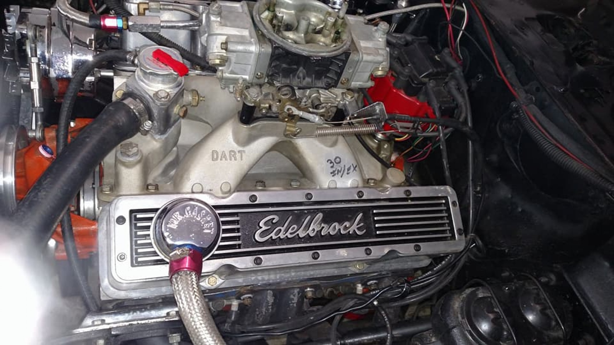 Turbo 350 Transmission For Sale >> Sbc 406 Ci With Turbo 350 Transmission Converter For Sale On