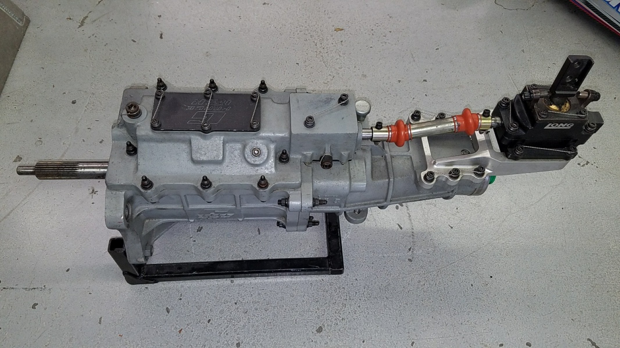Race Pro Weekly G Force Top Shift GSR Race Transmission for sale