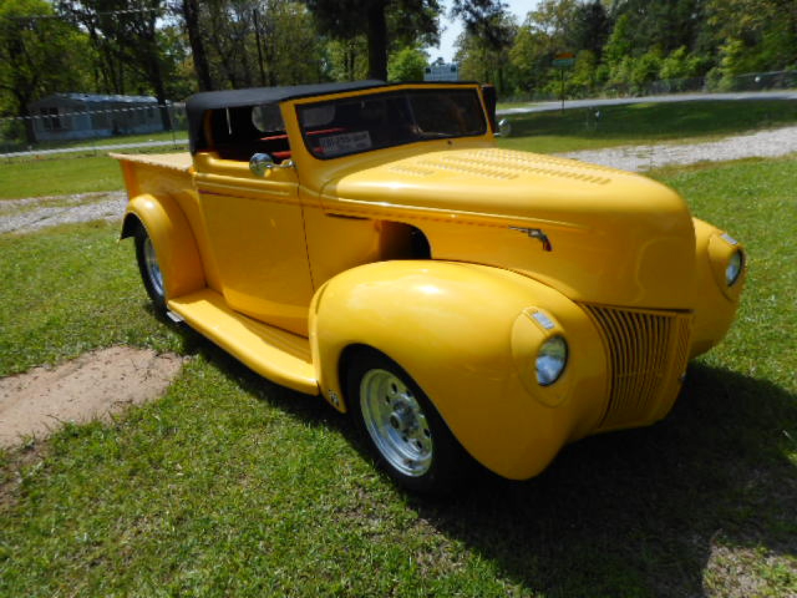 1941 Ford Roadster Streetrod Truck for sale on RYNO Classifieds